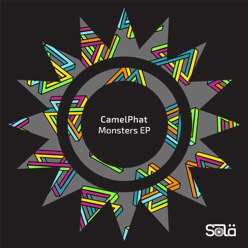 CamelPhat – Monsters EP [SOLA01601Z]